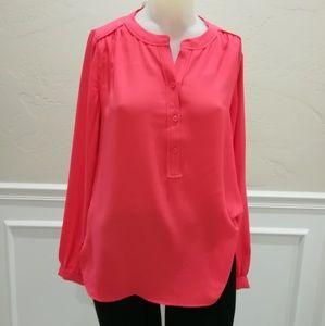 Nwt loft coral blouse